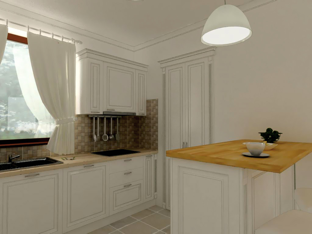 proiect bucatarie clasica  10